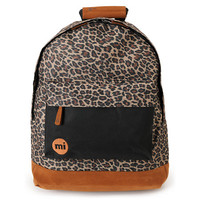 Mi-Pac Leopard & Black Backpack at Zumiez : PDP