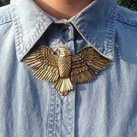 Eagle necklace  from TIQUE