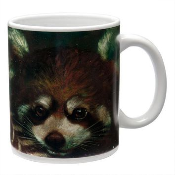 CREYON Stephen Fishwick Red Panda Coffee Mug