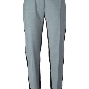 ICIKIN3 MM6 By Maison Martin Margiela panelled trousers