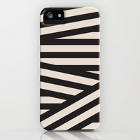 black or white iPhone Case by deadlydesigner