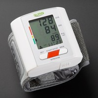 Gurin Pro Two-User Digital Wrist Blood-Pressure Monitor