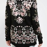 Urban Outfitters - Staring At Stars Intarsia Drape Open Cardigan