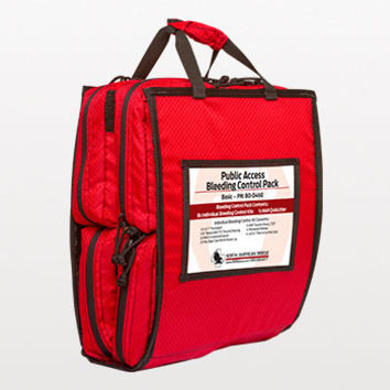 North American Rescue Public Access Bleeding Control Kit - BASIC