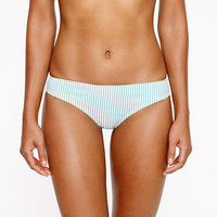 Seersucker bikini - patterns & prints - Women's swim - J.Crew