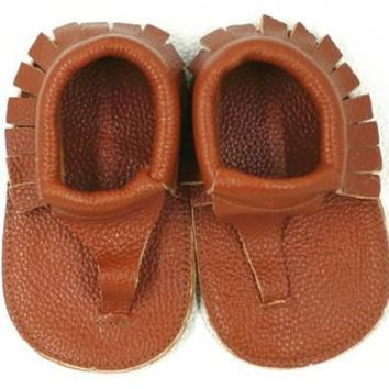 Babies Flip-Flop Leather tassel Sandals Slippers leisure flip flops toe baby shoes for boy and girl