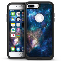 Vector Space - iPhone 7 or 7 Plus Commuter Case Skin Kit