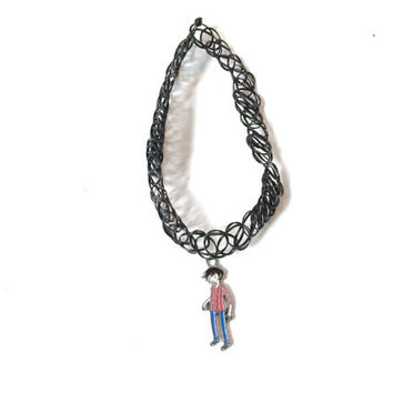Marshall Lee Tattoo Choker