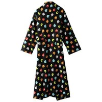 New PACMAN Fleece Sleeved Cozy Throw Blanket