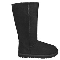 UGG®  Classic Tall Boot - Black