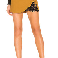 About Us Patty Cargo Skirt in Tan | REVOLVE