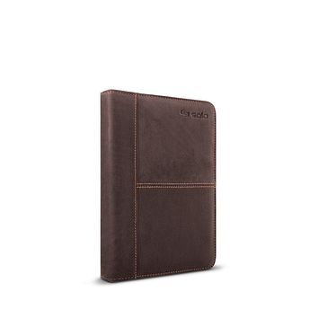 "Solo New York - Tablet Premiere Universal Leather Padfolio Espresso 8.5"" - 11"" Tablet Case"