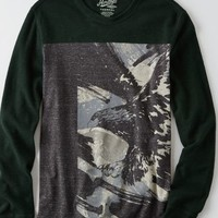 AEO Men's Heritage Thermal (Rugged Green)