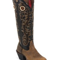 Tony Lama 3R Whiskey Tosia Cowgirl Boots - Round Toe - Sheplers