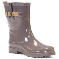 Chooka Top Solid Mid Rain Boots - Women's at City Sports
