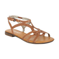 Report Gilly Sandal - Cognac