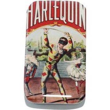 Harlequin Vintage Tobacco Ad Tin Pill Box, Slider Tin, Mint Tin, Favor Tin - Small