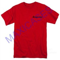 Supreme T-shirt Men Women and Youth