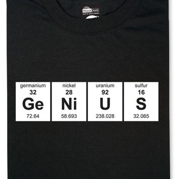 Periodic GeNiUS T-Shirt - Black,