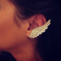 Wing Earcuff & Stud Set