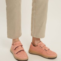 Steffey low-top nubuck trainers | Acne Studios | MATCHESFASHION.COM US