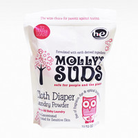 Cloth Diaper Laundry Powder