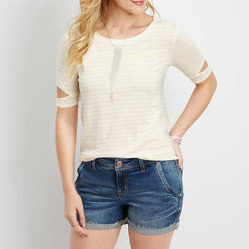 Women's Shorts | Jean, Khaki, and Chino | maurices