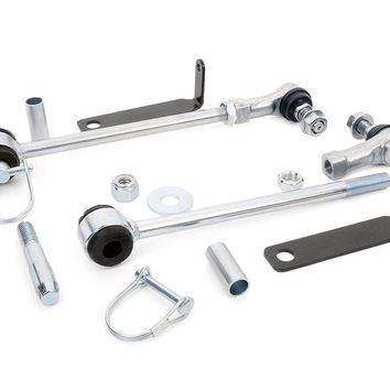 Jeep Grand Cherokee WJ Front Sway Bar Quick Disconnects for 3-6-inch Lifts 1999 - 2004