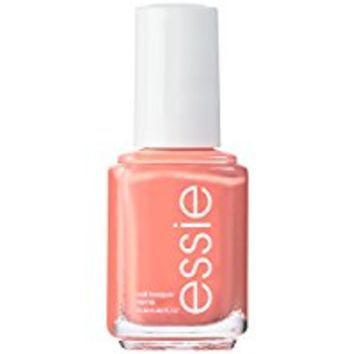 essie essie nail polish, peach side babe, 0.46 fl. oz.