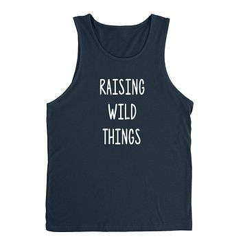 Raising wild things Tank Top