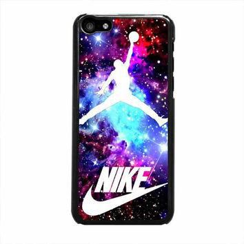 jordan nebula galaxy nike iphone 5c 5 5s 4 4s 5c 6 6s plus cases