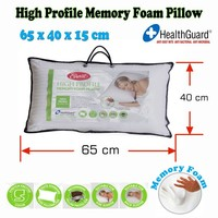 High Profile Memory Foam Pillow by Easyrest (The Price is in AUD)