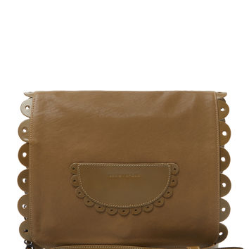 See by Chloe Women's Large Scalloped Crossbody - Green