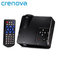Crenova H80 Portable Mini LED Full HD 1080P Projector