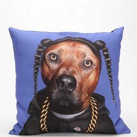 Hip-Hop Pillow- Purple One