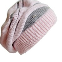 Frost Hats Winter Hat for Women Slouchy Beret Hat Warm Knitted Beanie Hat Frost Hats
