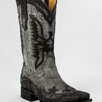 Corral Grey Eagle Cowboy Boot