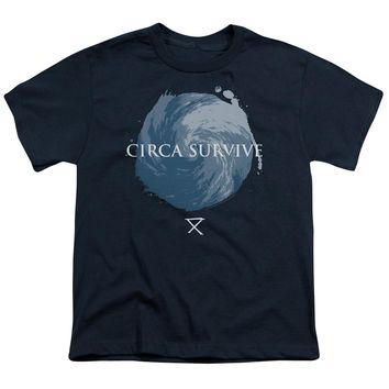 Circa Survive - Storm Short Sleeve Youth 18/1