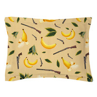 Wild West Gone Bananas Pillow Shams