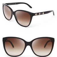 Versace Rock Icons Medusa Cat Eye Sunglasses