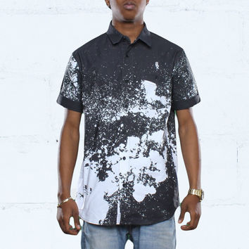 Blow Infinite Button Up Shirt