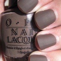 OPI NEW MATTE Collection ~You Don't Know Jacques!~NMF15