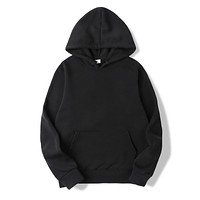 100% Cotton Men Hoodies Sweatshirts-22