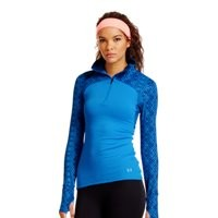 Under Armour Women's UA Printed Qualifier ¼ Zip
