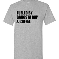 Fueled By Gangsta Rap and Coffee