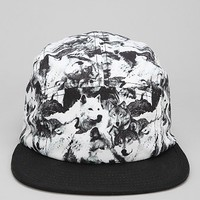 Wolf Pack Admiral 5-Panel Hat - Urban Outfitters