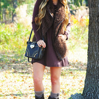 Into The Wild Vest: Brown