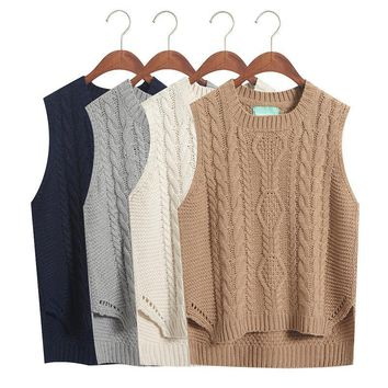 Women's Pullovers fashion preppy sweater