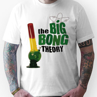big bong theory Unisex T-Shirt