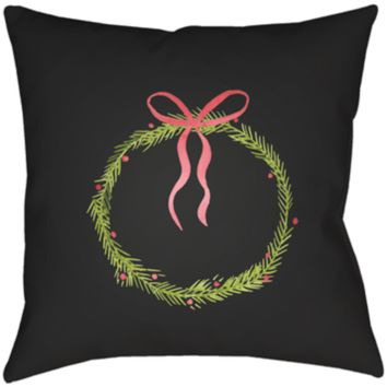 Peace On Earth Holiday Pillow II